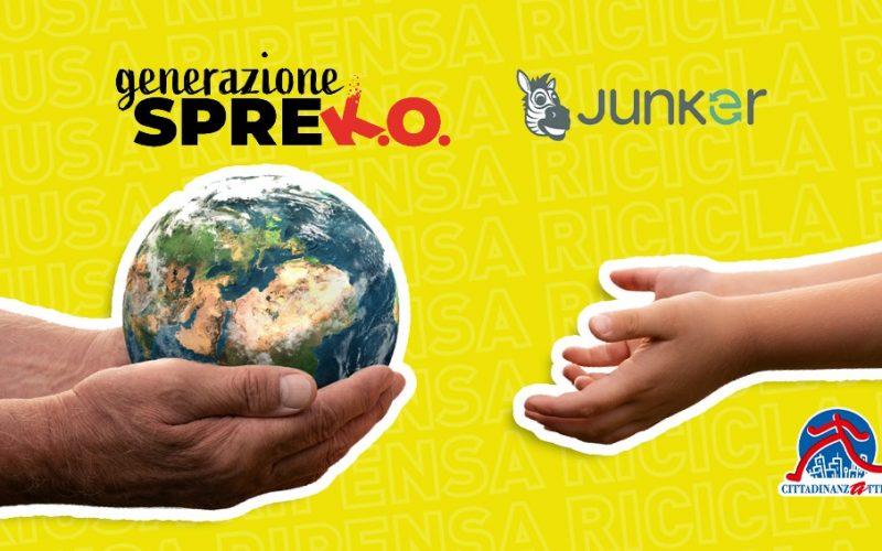"""Al via la campagna """"Generazione SpreK.O"""""""